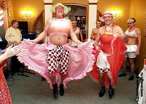 Конкурсы и развлечения на свадьбе